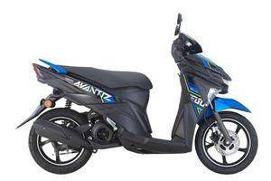 Yamaha ra mắt xe ga đẹp long lanh, đe nẹt Honda Vision