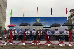 Hà Nội: Khởi công cầu vượt nối đường Nguyễn Văn Huyên - Hoàng Quốc Việt