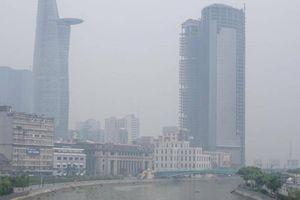 TP.HCM ô nhiễm không khí, mù giăng kín: Ngày mai công bố nguyên nhân?