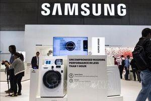 Australia yêu cầu thu hồi hàng nghìn máy giặt hiệu Samsung