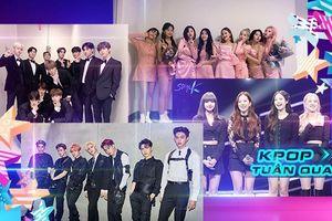 Kpop tuần qua: Nghi án gian lận phiếu bầu của X1, 'tân binh' SuperM chính thức ra mắt, BlackPink dắt tay Twice 'rinh' thành tích mới