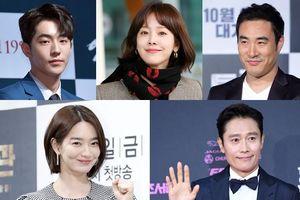 Han Ji Min - Lee Byung Hun, Shin Min Ah và Nam Joo Hyuk xác nhận phim mới: Siêu phẩm mong đợi nhất Hàn Quốc!