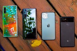 iPhone 11 giúp Apple đòi lại được vị trí của mình từ tay Huawei