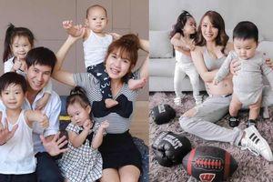 Những gia đình đông con nhất showbiz Việt: Số 1 nổi tiếng cả nước không ai là không biết
