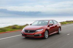Honda Civic 2020 công bố giá bán, khởi điểm 458 triệu đồng tại Mỹ