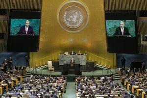 Các nước thành viên 'chây ì', Liên hợp quốc lại khủng hoảng ngân sách