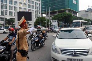 Hà Nội: Những đường nào bị cấm trước và sau trận Việt Nam - Malaysia?