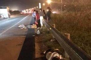 Chạy bộ qua đường cao tốc, 3 nữ công nhân bị ô tô đâm