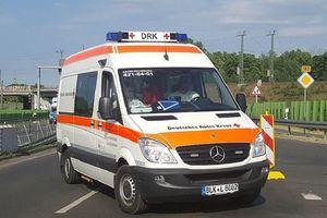 Va chạm xe tải khiến 17 người bị thương tại Đức