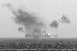Cuộc chiến trên biển giữa Iran và Mỹ năm 1988