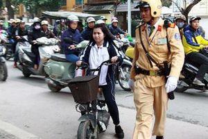 160 học sinh bị Sở Giáo dục đề nghị xử lý kỷ luật vì vi phạm luật giao thông