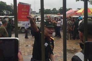 'Thương binh' làm loạn Liên đoàn bóng đá Việt Nam vì vé xem tuyển Việt Nam đấu Malaysia