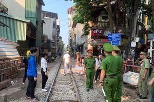 Chủ động, tuyên truyền động viên người dân không vi phạm ATGT đường sắt