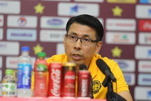 HLV Tan Cheng Hoe: 'Malaysia sẽ chơi đẹp, thắng đẹp chủ nhà Việt Nam'