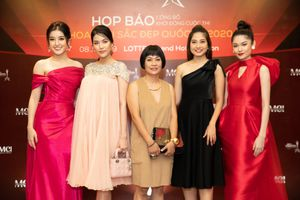 Gần 50 nhan sắc thế giới hội tụ tại Việt Nam thi 'Miss Charm International 2020'