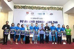 Cuộc thi khởi nghiệp thanh niên nông thôn