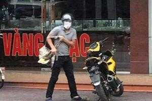 Công an cảnh báo đặc biệt về kẻ cướp tiệm vàng ở Quảng Ninh