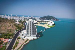 Lấn biển Vũng Tàu, chủ đầu tư Hồ Mây nói 'dự án hợp pháp'