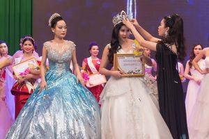 Trần Kiều Vy đăng quang Nét đẹp công sở 2019