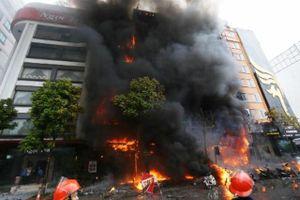 Trong 3 năm, xảy ra hơn 2.600 vụ cháy tại Hà Nội
