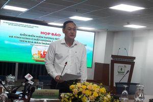 Hiện tượng mù quang hóa gây ô nhiễm không khí tại TP. Hồ Chí Minh