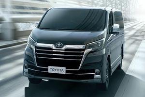 MPV 8 chỗ Toyota GranAce sắp ra mắt tại Tokyo Motor Show 2019
