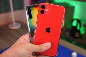 Có 20 triệu nên mua iPhone 11 hay Galaxy Note10?