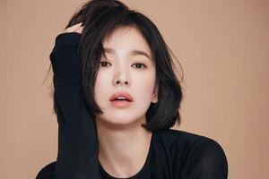 Báo Anh bình chọn mỹ nhân đẹp nhất xứ Hàn, Song Hye Kyo đứng đầu