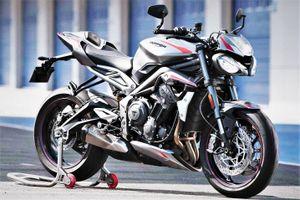 Triumph Street Triple RS 2020 ra mắt, dữ dằn hơn, động cơ Moto2