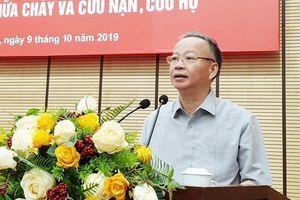 Phó Chủ tịch Thường trực UBND TP Nguyễn Văn Sửu: Kiên quyết xử lý nghiêm những cơ sở vi phạm PCCC