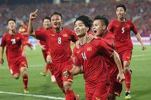 Có 'Thiên thời, địa lợi, nhân hòa', tuyển Việt Nam sẽ thắng!