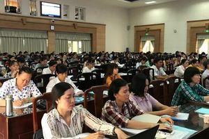 Quận Bình Tân sẽ thực hiện thanh toán điện tử các khoản thu học phí