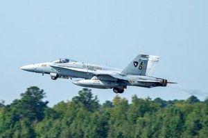 Hải quân Mỹ đã loại biên hoàn toàn tiêm kích F/A-18