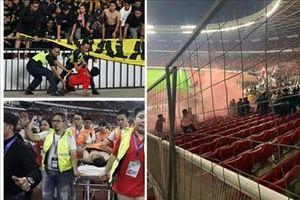 AFC ra án phạt Indonesia sau vụ bạo loạn trận tiếp Malaysia