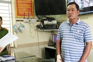 Bắt người giả mạo quyết định của Chủ tịch UBND TP Đà Nẵng đi lừa đảo