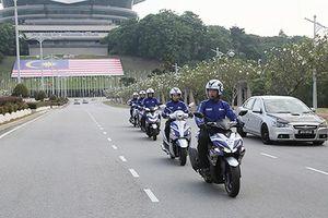 Động cơ Blue Core của Yamaha Việt Nam lăn bánh đến Malaysia