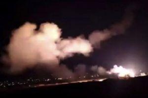 Máy bay chiến đấu Thổ Nhĩ Kỳ tấn công đoàn xe quân sự Mỹ