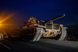 Iran bất ngờ tập trận quân sự gần biên giới Thổ Nhĩ Kỳ