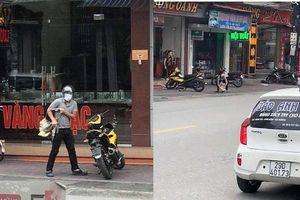 Lộ diện danh tính kẻ cướp tiệm vàng đánh rơi balo tiền trong lúc tháo chạy ở Quảng Ninh