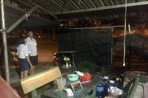 Bình Dương: Quán cà phê bị hai nam thanh niên lạ mặt ném 'bom xăng' lúc nửa đêm