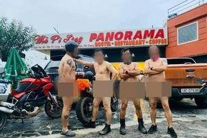 Vụ 4 người đàn ông khỏa thân ở Mã Pì Lèng: Sở Thông tin và Truyền thông Hà Giang lên tiếng