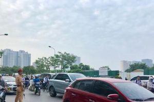 Hà Nội: Đảm bảo ATGT phục vụ trận đấu vòng loại World cup giữa Việt Nam - Malaysia