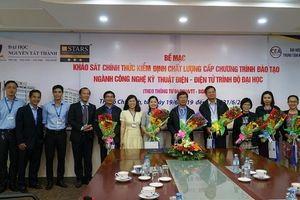 2 chương trình đào tạo của ĐH Nguyễn Tất Thành đạt chứng nhận kiểm định chất lượng của Bộ Giáo dục & Đào tạo