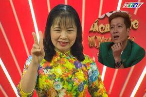 Nữ thí sinh thẳng thừng chê Trường Giang thậm tệ, khen Trấn Thành quyến rũ