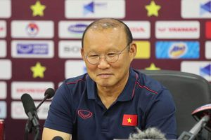 HLV Park Hang Seo chỉ ra sự nguy hiểm của tuyển Malaysia