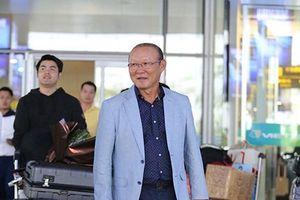 Vì sao người đại diện HLV Park Hang Seo bất ngờ đến trụ sở VFF?