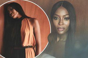 'Báo đen huyền thoại' Naomi Campbell độc thân quyến rũ dù sắp 50 tuổi