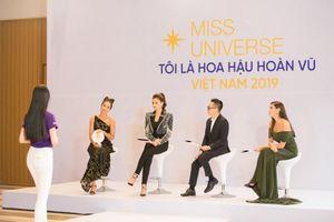 Tập 2 'Tôi là Hoa hậu Hoàn vũ Việt Nam 2019': Màn huấn luyện 'cực chất' của 2 cố vấn