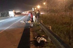 3 nữ công nhân bị ô tô đâm thương vong trên cao tốc: Lười đi qua hầm chui?