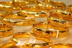 Giá vàng hôm nay 9/10, bất ổn địa chính trị, vàng quay đầu tăng